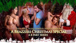 A Brazzers Christmas Special