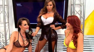 BRAZZERS LIVE 41: QUEENS OF ANAL
