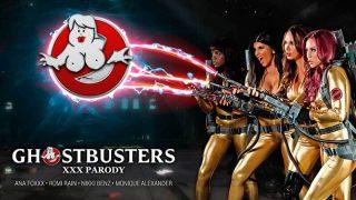 Ghostbusters XXX Parody