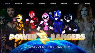 Power Bangers: A XXX Parody